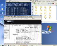 Windowsにそっくりなデスクトップ